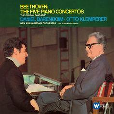 Daniel Barenboim - Beethoven: Complete Piano Concertos
