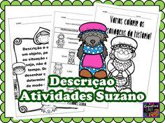 Descrição: História Chapeuzinho Vermelho - Atividades Adriana