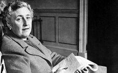 Agatha Christie, com seus livros descobri o prazer pela leitura.