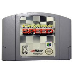 Today in gaming history  It was March 16, 1999 and Midway Home Entertainment raced into N64 homes everywhere with the release of California Speed. Based on Atari Games' 1998 arcade game of the same name, California Speed has you racing across eleven courses inspired by the Golden State. Players can initially choose from ten vehicles (including a golf cart!) divided into three classes: light, heavy or sport. While there are three different game modes available, each involves trying to reach…