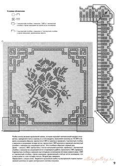 Crochet Doilies, Crochet Lace, Filet Crochet Charts, Vintage Crochet, Color Patterns, Crochet Projects, Tatting, Projects To Try, Hardanger