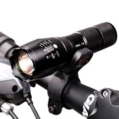 2016 High-grade Waterproof Bike Bicycle Lights T6 Zoomable Zlashlight Lamp Led Flashlight Cycling Front Head Lights Accessories