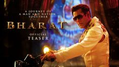 The makers of Salman Khan and Katrina Kaif starrer \'Bharat\' have unveiled the first teaser of the film. Ode To My Father, Ali Abbas Zafar, Gulshan Kumar, Salman Khan Photo, Housefull 4, Film Releases, Disha Patani, Tabu, Movies