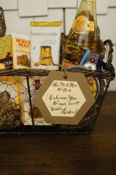 brown favors | Junebug Weddings Photo Gallery