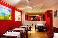 Decoración de Cocinas de Restaurantes1