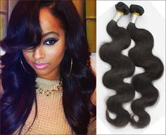 6A 100% Virgin Malaysian Human Hair Weave Extension Unprocessed Bundle Body Wave cheapest price for 6A quality hair Remy Human Hair, Remy Hair, Human Hair Extensions, Hair Dos, Human Hair Wigs, Weave Extensions, Love Hair, Gorgeous Hair, Beautiful Body
