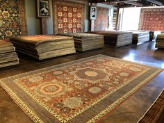 Handwoven modern rugs and oriental rugs. The human touch and countless hours spent perfecting each rug make them functional pieces of art. Oriental Carpet, Grand Bazaar Istanbul, Oriental Rug Cleaning, Afghan Rugs, Rug Store, Large Rugs, Modern Rugs, Rug Making, Tribal Rug
