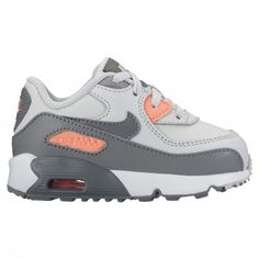 lowest price 46808 f9b10 air max 90 nike shoes,Nike Air Max 90 - Girls  Toddler - Running - Shoes - Pure  Platinum Cool Grey Lava Glow White-sku 33379006