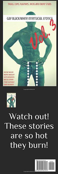 Gay Black/White Interracial Erotica, Vol. 3: Thugs, Cops, Fugitives, Jocks and Ebony Studs (The Swirl Factory)