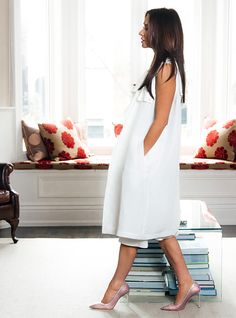 Day 49: Jessica Mulroney http://en.louloumagazine.com/fashion/style-challenges/366-days-of-looks-2016/ / Jour 49: Jessica Mulroney http://fr.louloumagazine.com/mode/defis-de-style/366-jours-de-looks-2016-canada/