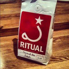 Ritual Coffee Roasters // Sweet Tooth Abakundakawa, Rwanda