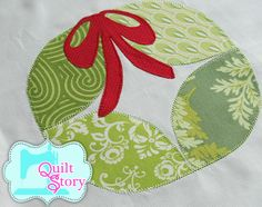 Quilt Story: Wreath quilt block tutorial and Fabric Tuesday....  Block 11