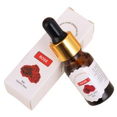 Flower Essential Oil- Improve immunity /Eliminate odor/helpful to colds/cough 10ml #Affiliate