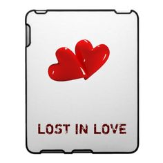 Lost In Love iPad Case Case For The iPhone 4  Take it today only with 50% discount (off all cases) with code CASEOFMONDAY