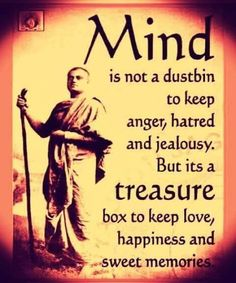 Treasure Box To Keep Love and Happiness - Life Quote