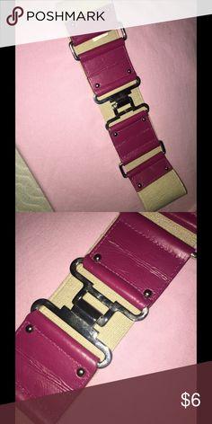 EXPRESS stretch waist belt Express stretch waist belt . Express Accessories Belts