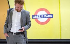 This ION belt keeps your phone juiced up and your trousers on