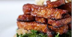 Looking for quick meal ideas? Tempeh will become your best friend. 16 Delicious Things to Cook with Tempeh. :D x