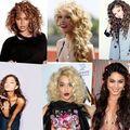 Σγουρά μαλλιά: Άσε αυτές τις stars να σε εμπνεύσουν!