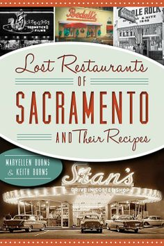 From saloons and tamale vendors to greasy spoons and neon-lit drive-ins, Sacramento natives Maryellen Burns and Keith Burns trace the trends of California's capital city through 150 years of dining out. Share in the delicious anecdotes and recipes gathered from restaurant owners, employees and patrons as they recall Sacramento's favorite, iconic places to eat.