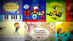 El cuento es un recurso mágico para acercar la música a la curiosidad de los niños y niñas. Aquí tienes ideas de cuentos musicales para los más pequeñxs.