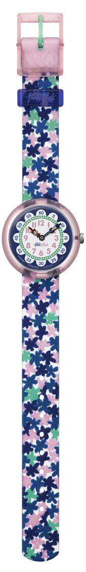 Swatch® Nederland - Flik Flak Girls LONDON FLOWER FBNP080