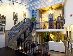 Gallery Hostel (Porto, Portugal) is one of 17 Must-See Hostels Across the Globe via Brit + Co. - June 2015