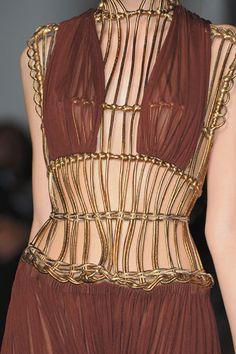 Jean Paul Gaultier Fall 2008 Couture Couture Fashion, Runway Fashion, High Fashion, Fashion Show, Womens Fashion, Couture Details, Fashion Details, Fashion Design, Jean Paul Gaultier