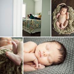 Newborn photography, newborn boy portraits, newborn family photography