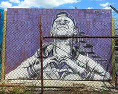 The street art bringing tourists to Baltimore's ghettos - http://streetiam.com/the-street-art-bringing-tourists-to-baltimores-ghettos-2/