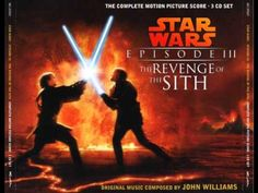 Star Wars Soundtrack Episode III , Full Soundtrack : Complete Score (New) - YouTube