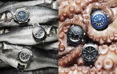arthur woodcroft shortlist divers watches - exciting advertising for diver watches