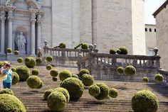 Girona, Tiempo de flores
