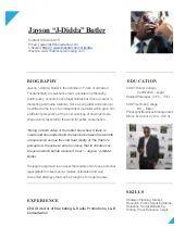 Curriculum Vitae Brand Management, Curriculum, Resume Cv, Branding, Teaching Plan