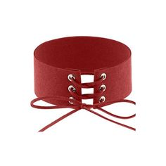 Rotita Red Lace Up Choker Necklace ($6.17) ❤ liked on Polyvore featuring jewelry, necklaces, red, acrylic necklace, lucite necklace, choker jewelry, red jewelry and choker necklace