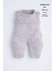 Cette combinaison bébé est mixte et se réalise dans la qualité Babylux !