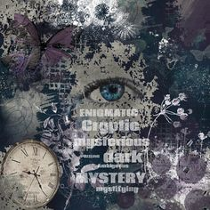 Altered Art, Digital Scrapbooking, Overlays, City Photo, Spirituality, Layout, In This Moment, Index, Dark