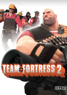 Team Fortress 2 . . . just got this game for free on steam! After about two hours it became my new favorite multiplayer game :3