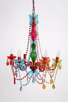 Gypsy Chandelier - UrbanOutfitters