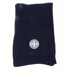 Stone Island // Stone Island - Knittede Scarf Sizes S to L - Navy
