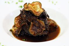 Carrillada-- pork cheek or beef cheek-- is a Spanish delicacy that may change your life! Try this incredible recipe for braised pork cheek with port wine and honey.