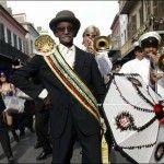 New Orleans' legend Uncle Lionel Batiste (R.I.P.)