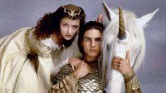Sombrio e cheio de fantasia, o clássico obscuro de Ridley Scott traz Tom Cruise e Mia Sara numa hist... - Foto: Divulgação