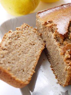 Gâteau moelleux au yaourt et citron, teff et souchet (sans gluten) #vegan - VEGET'all family !