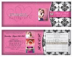 Wedding Inviation by Empireinvites.ca - winnipeg manitoba canada