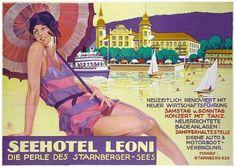 Seehotel Leoni, Starnberg (1928)