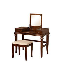 Unfinished 40 In. W Vanity Table | Vanity Tables, Vanities And Bedrooms