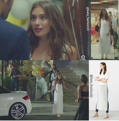 She's so nice in this dress Turkish Fashion, Endless Love, Dream Life, Bb, Films, Fancy, Actresses, Actors, Popular