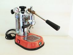 La Pavoni Professional espresso coffee machine made door IdeeRetro
