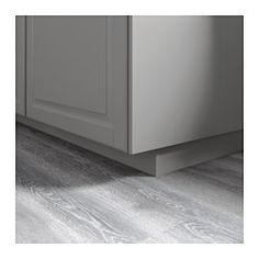 IKEA - BODBYN, Plinth, You can complete the look of your kitchen, from top to bottom, by adding a plinth to cover the gap between the floor and the base cabinets.25 year guarantee. Read about the terms in the guarantee brochure.
